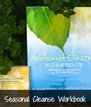 The Seasonal Cleanse Workbook by Dr. Bonnie Nedrow